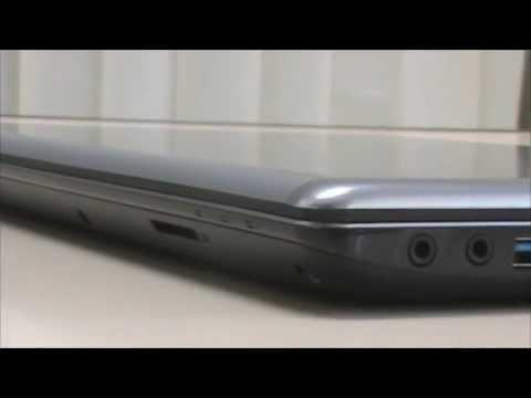 Review Toshiba S40T (Desain & Fungsionalitas)