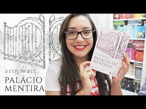 PALÁCIO DE MENTIRAS por Erin Watt - #VEDA 27 | Amiga da Leitora