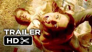 Jason Momoa/Джейсон Момоа, Wolves Official Trailer 1 (2014) - Jason Momoa, Lucas Till Movie HD