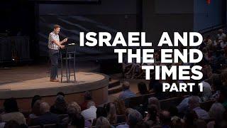 Israel and the End Times - Part 1     Ezekiel 36-37     Gary Hamrick