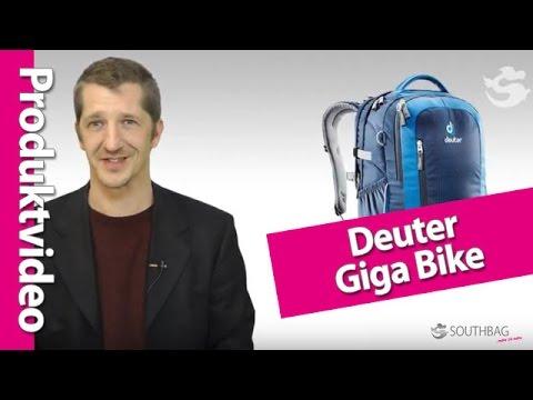 Deuter Fahrradrucksack Giga Bike - Produktvideo