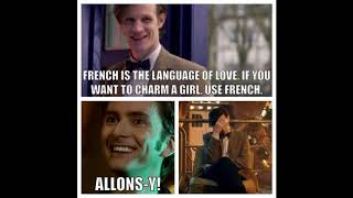 Doctor Who Memes #1