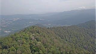 DJI Mavic Pro | Gunung Angsi Trail And Aerial View (Via Bukit Putus)