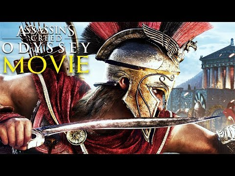 ASSASSIN'S CREED ODYSSEY All Cutscenes (XBOX ONE X ENHANCED) Game Movie