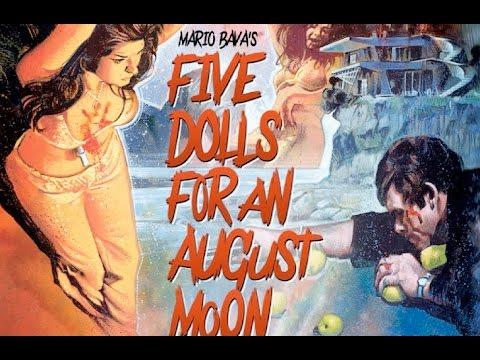 5 bambole per la luna d'agosto