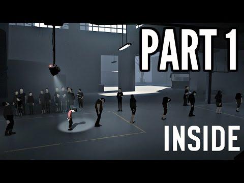 Inside Walkthrough - Part 5 - WTF ENDING ( One HD) by