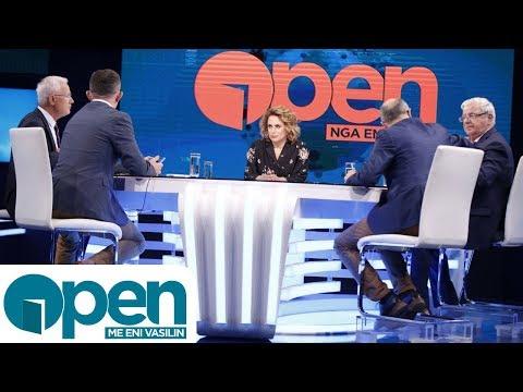 Open-Emision që nuk duhet humbur. Milo, Ngjela, Buzhala dhe Koçi analizojnë Metën.