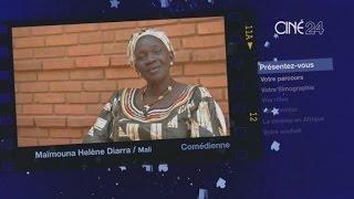 CINE24 - Maïmouna Helène DIARRA