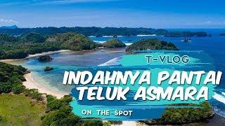 ON THE SPOT | Menikmati Keindahan Pantai Teluk Asmara, Raja Ampat ala Malang