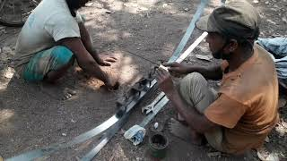 Saw Blade Jointing and Fixing A to Z/How to Joint Wood Cutting Blade by Traditional Way