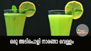 ഇനി നാരങ്ങാ വെള്ളം ഇങ്ങനെ ഒന്ന് ഉണ്ടാക്കി നോക്കൂ  Mint Lime Lime Juice