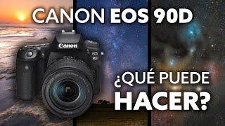 Poniendo A PRUEBA La 📸  CANON EOS 90D