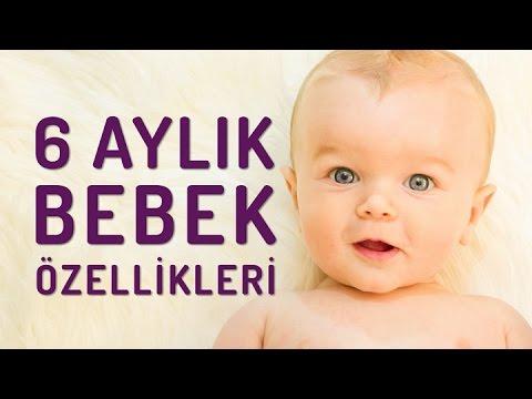 5-6 aylık bebek gelişimi nasıldır?