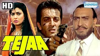 Tejaa (HD) - Sanjay Dutt | Kimi Katkar - 90's Hindi Full Movie - (With Eng Subtitles)