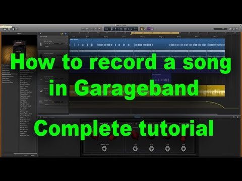 How To Make A Song In Garageband – Full Tutorial