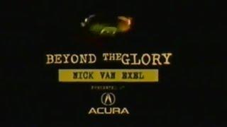 Nick Van Exel - Beyond The Glory in full documentary