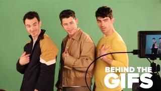 Jonas Brothers X GIPHY