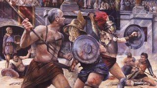 Спартак. История Римской империи Древний Рим