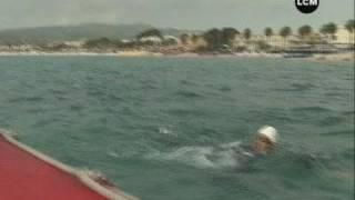 Du mazout sur les plages de la Ciotat (Marseille)