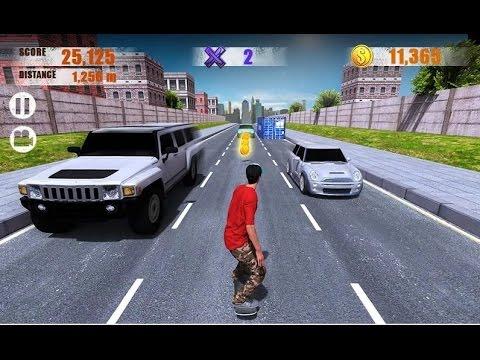 Vídeo do Street Skater 3D
