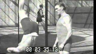 Harry Greb Training & Sparring (1925)