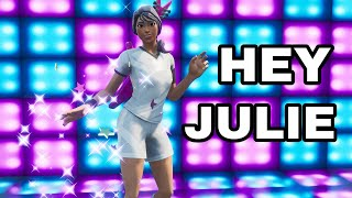 Fortnite Montage   Hey Julie (Kyle And Lil Yatchy)