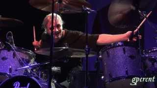 """""""The Mule"""" (drum solo) Ian Paice & Forever Deep(Deep Purple tribute) - by Perentin Giuliano"""