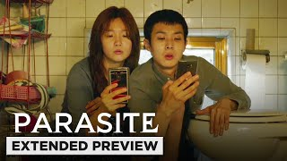 Parasite | The Best Picture Winner's Opening 10 Minutes | Now on Blu-ray, DVD, & Digital