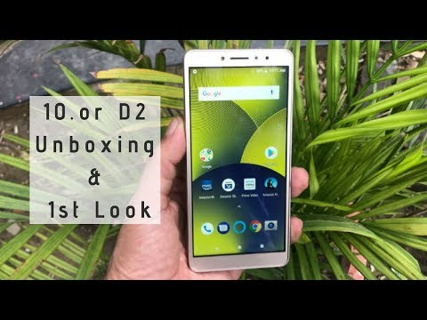 10.orD2: Unboxing & First Look
