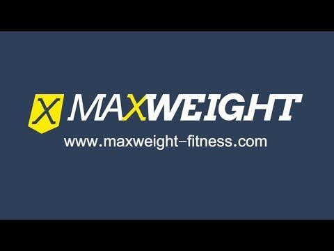 Maxweight Fitness PH-10 Hantelscheibenständer 30 mm