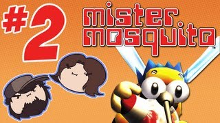 Mister Mosquito: Relax Points - PART 2 - Game Grumps