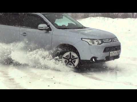 Outlander III 2013. Танцы на снегу. видео