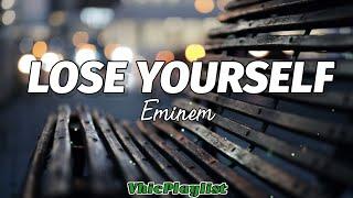 Eminem - Lose Yourself (Lyrics)🎶