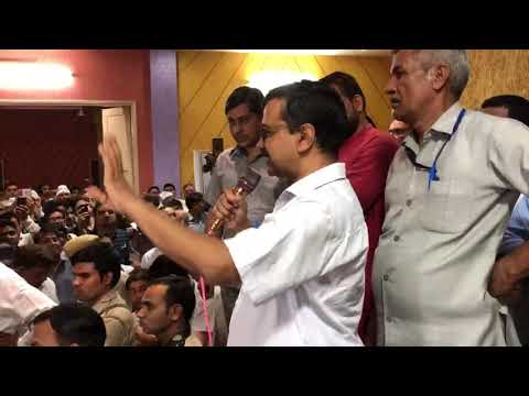 Delhi CM Arvind Kejriwal Addresses People of Siwani (Haryana)