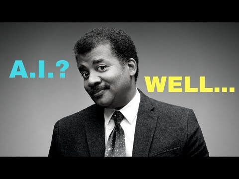 Neil deGrasse Tyson changes his mind about A.I.
