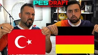 ALMANYA VS TÜRKIYE CHALLENGE ! SESEGEL PESDRAFT !