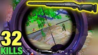 M24 Skills vs 4 Enemies have AWM + KAR98 | PUBG MOBILE