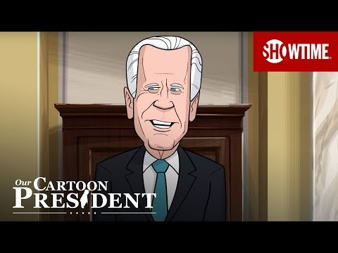 Cartoon Joe Biden Wants the Democrats to Fall in Line | Our Cartoon President | Season 2