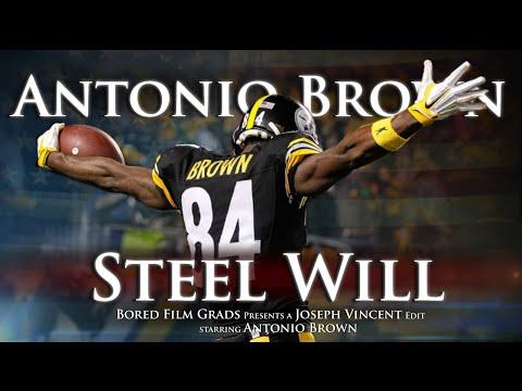 Antonio Brown – Steel Will