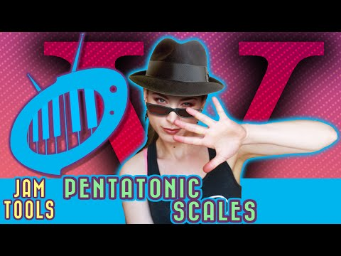 Pentatonic Scales: The Handiest Jamming/Improv Tool