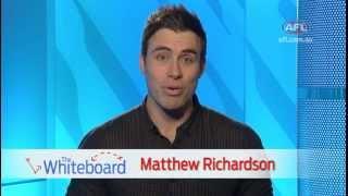 The AFL Whiteboard - Tom Hawkins