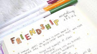 Bible Study on Friendship | Bible Study Journal