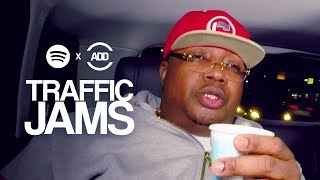 Traffic Jams: E-40 & Willie B (Out Now)