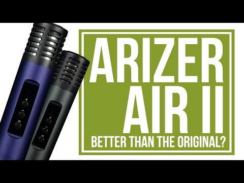 Arizer Air 2 Portable Vaporizer Review | How good is the Air 2?