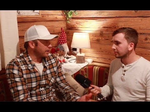 Bode Miller interview 2019, The Ski Club of Great Britain, Trentino, Italy