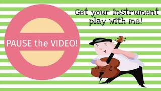 Lesson with Sistema Ravinia Instructor- Pizzicato on the Cello