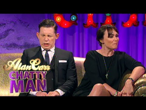 Lee Evans and Keeley Hawes Talk About Barking in Essex   Full Interview   Alan Carr: Chatty Man