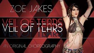 "Zoe Jakes: ""Veil of Tears"": An Original Choreography"