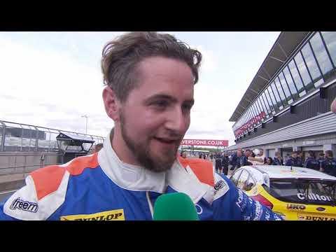 Sam Tordoff on his first pole of the season | Silverstone | BTCC 2018