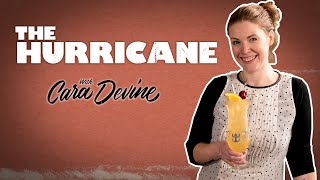 How to make a GREAT Hurricane Cocktail!